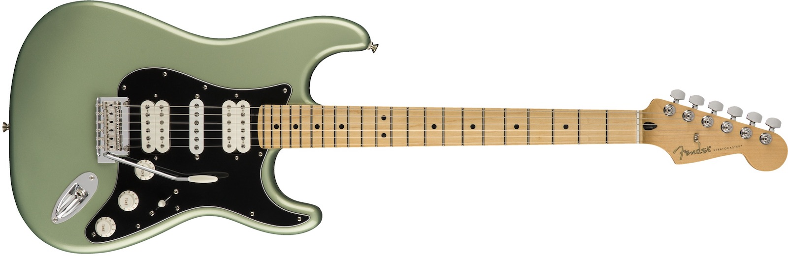 【新品】Fender Player Stratocaster HSH Maple Fingerboard ~Sage Green Metallic~【お取り寄せ】【送料無料】【池袋店】