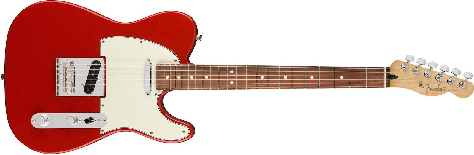 【新品】Fender Player Telecaster Pau Ferro Fingerboard ~Sonic Red~【お取り寄せ】【送料無料】【池袋店】