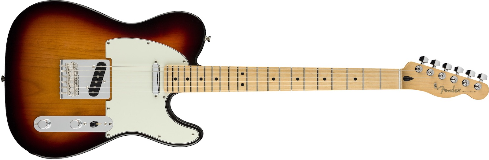 【新品】Fender Player Telecaster Maple Fingerboard ~3-Color Sunburst~【お取り寄せ】【送料無料】【池袋店】