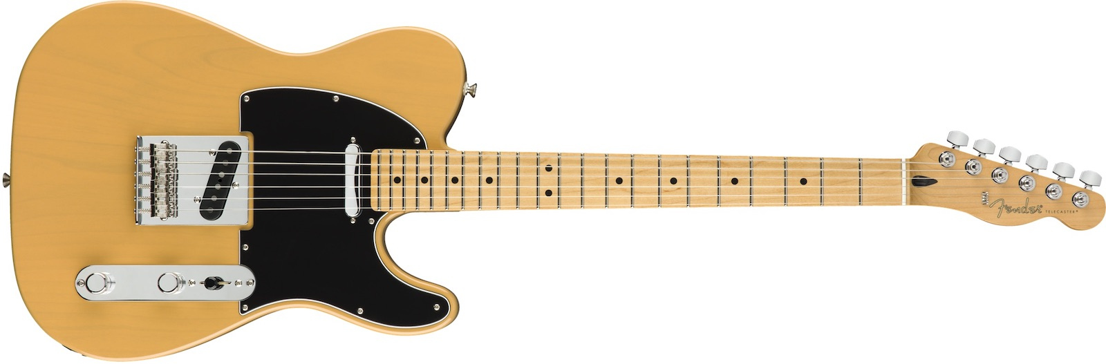 【新品】Fender Player Telecaster Maple Fingerboard ~Butterscotch Blonde~【お取り寄せ】【送料無料】【池袋店】