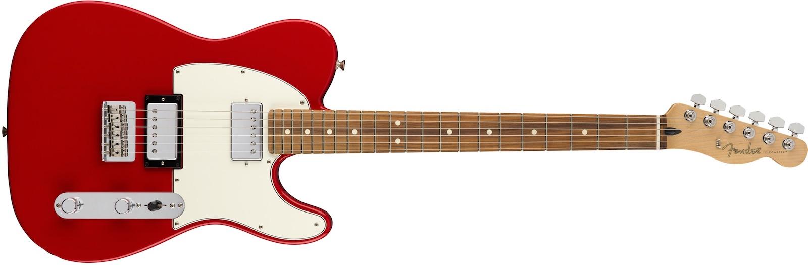 【新品】Fender Player Telecaster HH Pau Ferro Fingerboard ~Sonic Red~ 【お取り寄せ】【送料無料】【池袋店】