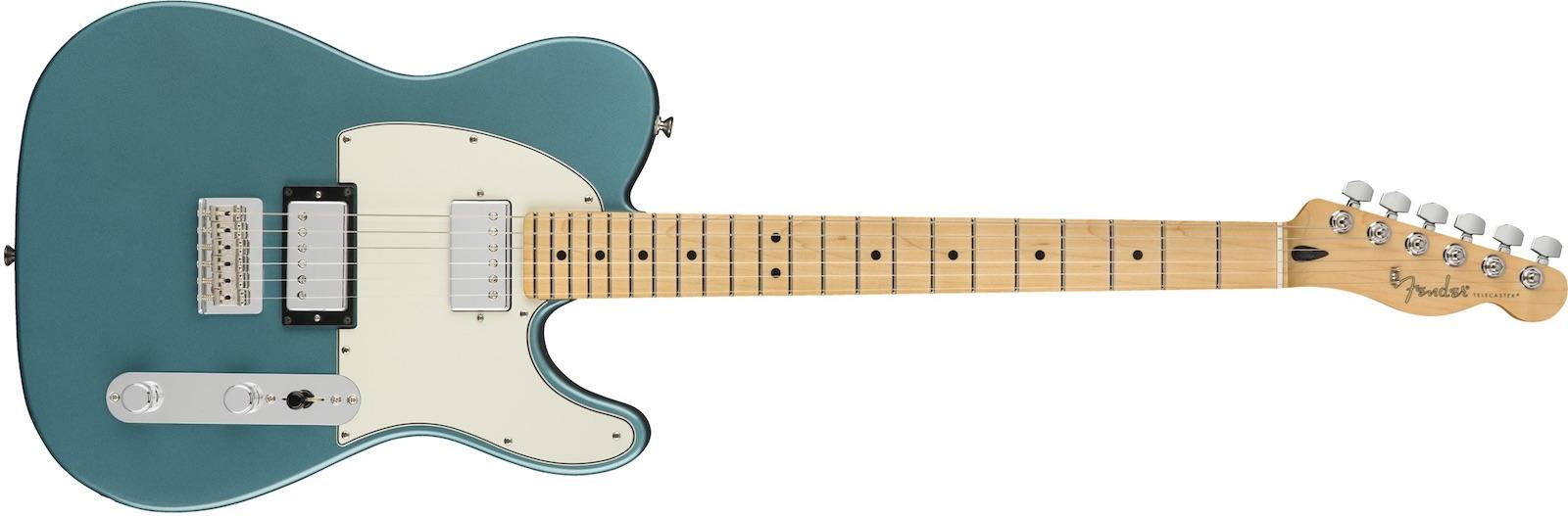 【新品】Fender Player Telecaster HH Maple Fingerboard ~Tidepool~ 【お取り寄せ】【送料無料】【池袋店】