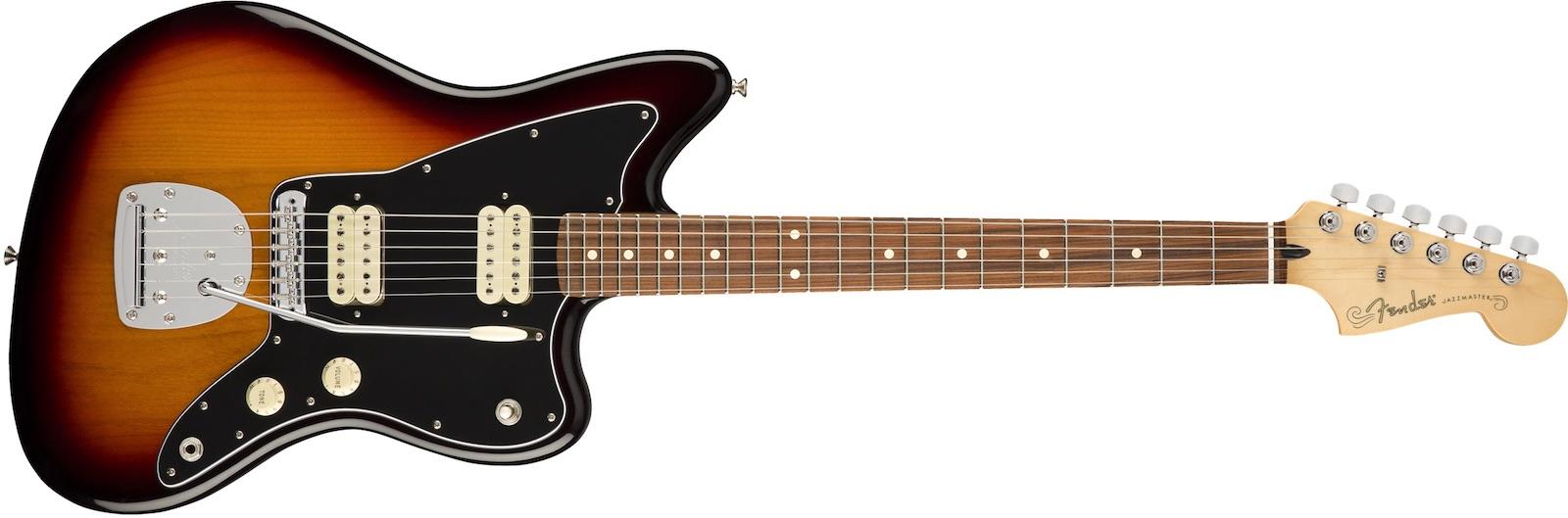 【新品】Fender Player Jazzmaster ~3-Color Sunburst~ 【お取り寄せ】【送料無料】【池袋店】