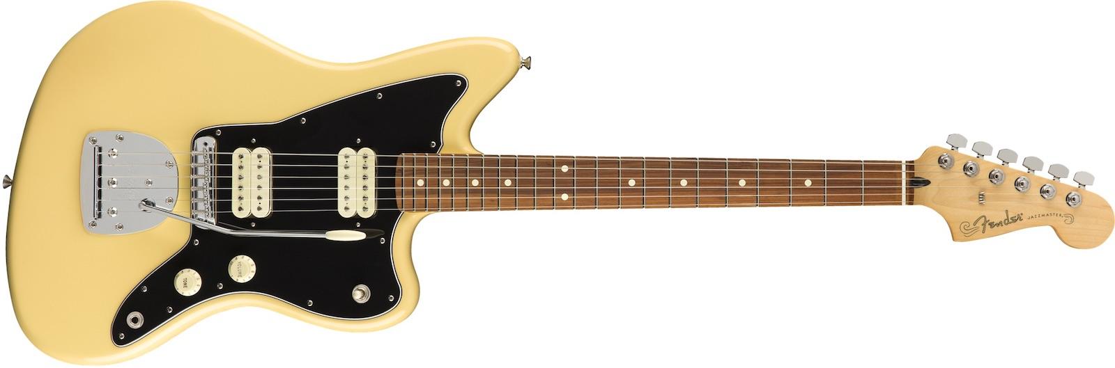 【新品】Fender Player Jazzmaster ~Buttercream~ 【お取り寄せ】【送料無料】【池袋店】