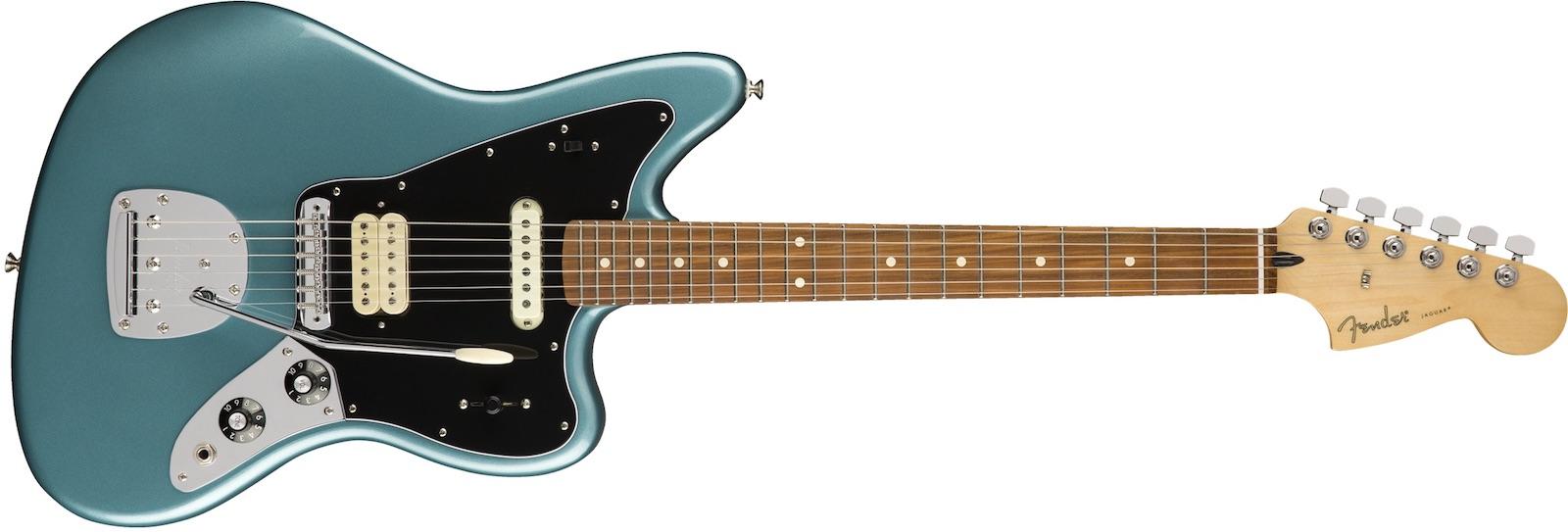 【新品】Fender Player Jaguar ~Tidepool~ 【お取り寄せ】【送料無料】【池袋店】