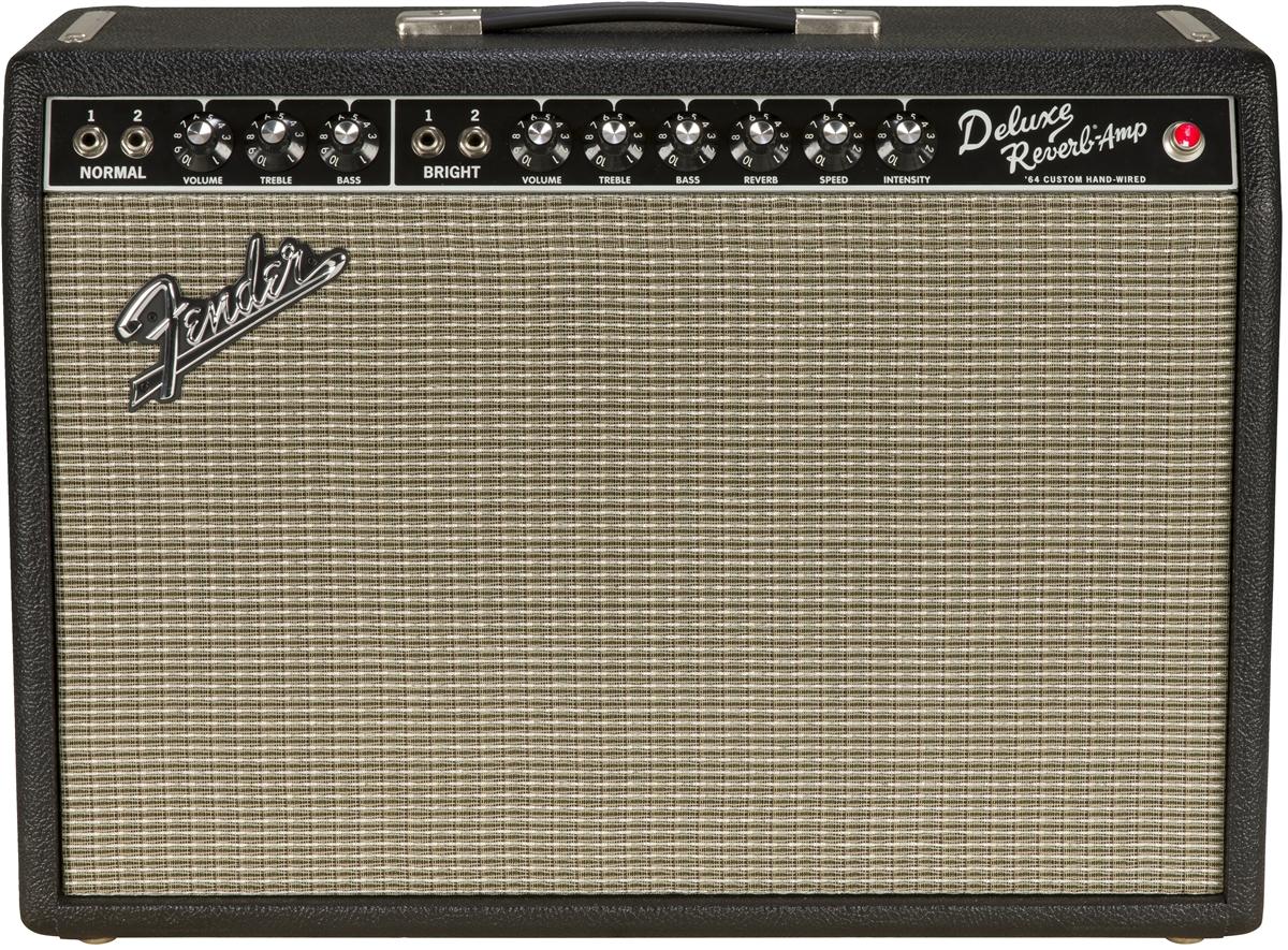 【新品】Fender '64 '64 Custom Deluxe Deluxe【新品】Fender Reverb【送料無料】【池袋店】, MAT-ACE:47dd329b --- rakuten-apps.jp