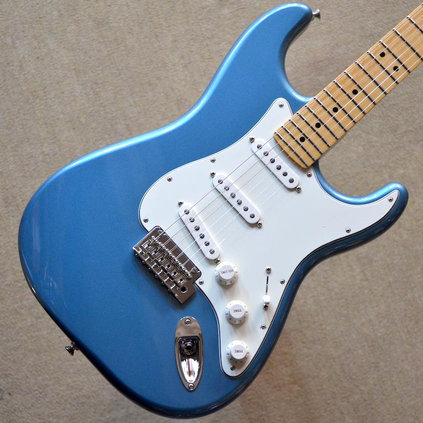 【新品】Fender Player Stratocaster Maple Fingerboard ~Tidepool~ #MX17951416 【3.54kg】【22フレット】【2点支持ブリッジ】【正規輸入品】【送料無料】【池袋店在庫品】