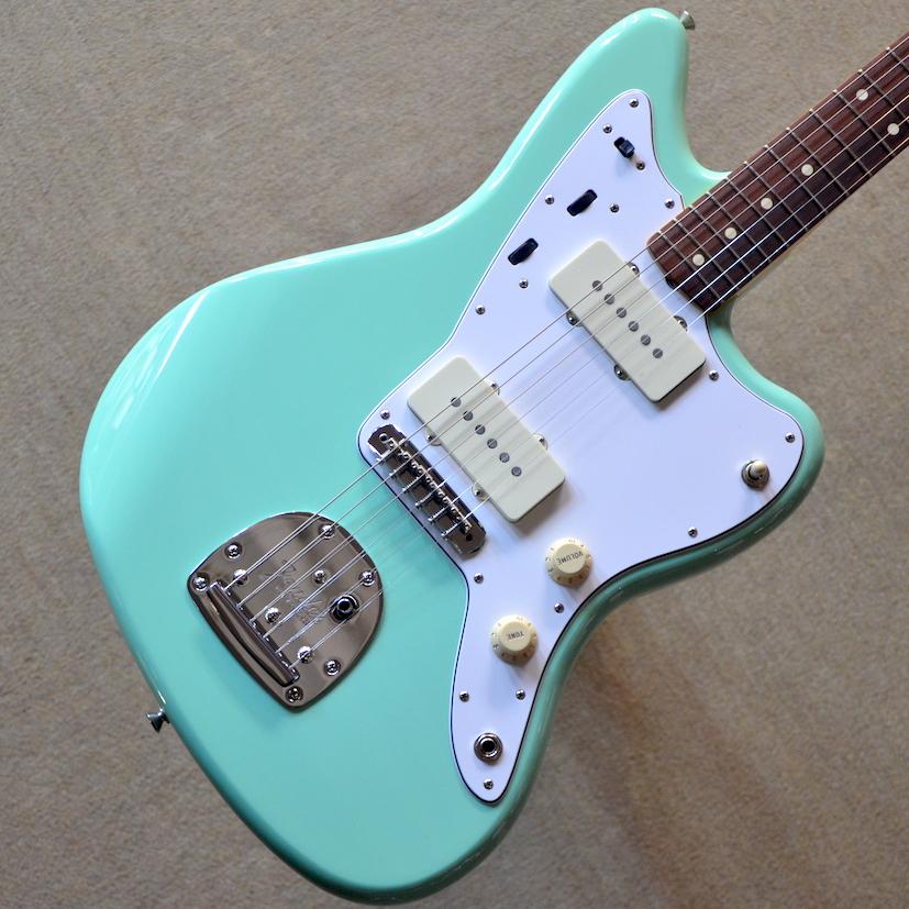 【新品】Fender Classic '60s Jazzmaster Lacquer ~Surf Green~ #MX17879653 【3.60kg】【ラッカーフィニッシュ】【正規輸入品】【送料無料】 【池袋店在庫品】