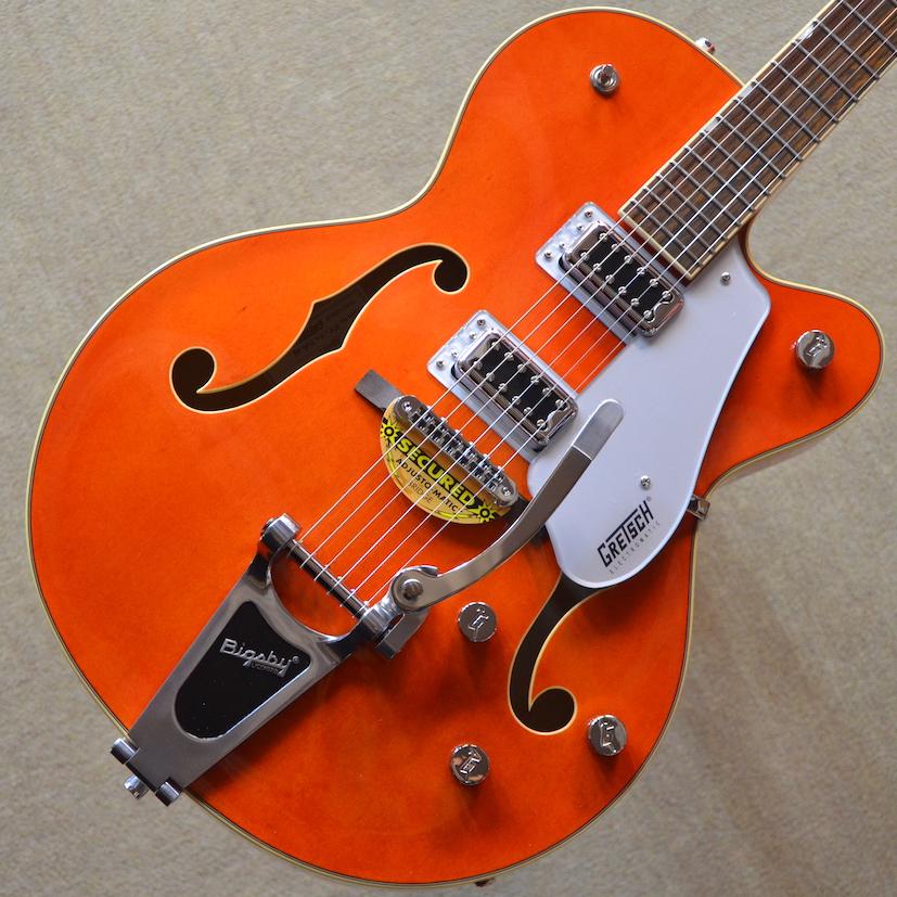 【新品】Gretsch G5420T Electromatic Hollow Body Single-Cut with Bigsby ~Orange Stain~ #KS17074046 【3.32kg】【送料無料】【池袋店在庫品】