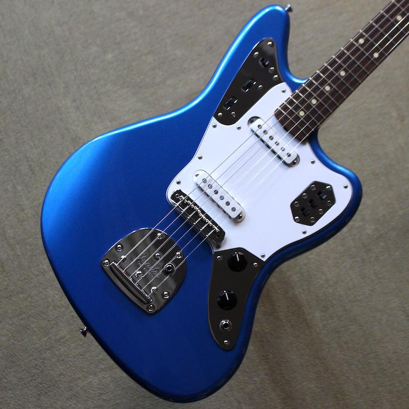 【新品】Fender Classic Series '60s Jaguar Lacquer ~Lake Placid Blue~ #MX18025024 【3.83kg】【ラッカーフィニッシュ】【ハードケース付】【送料無料】【池袋店在庫品】