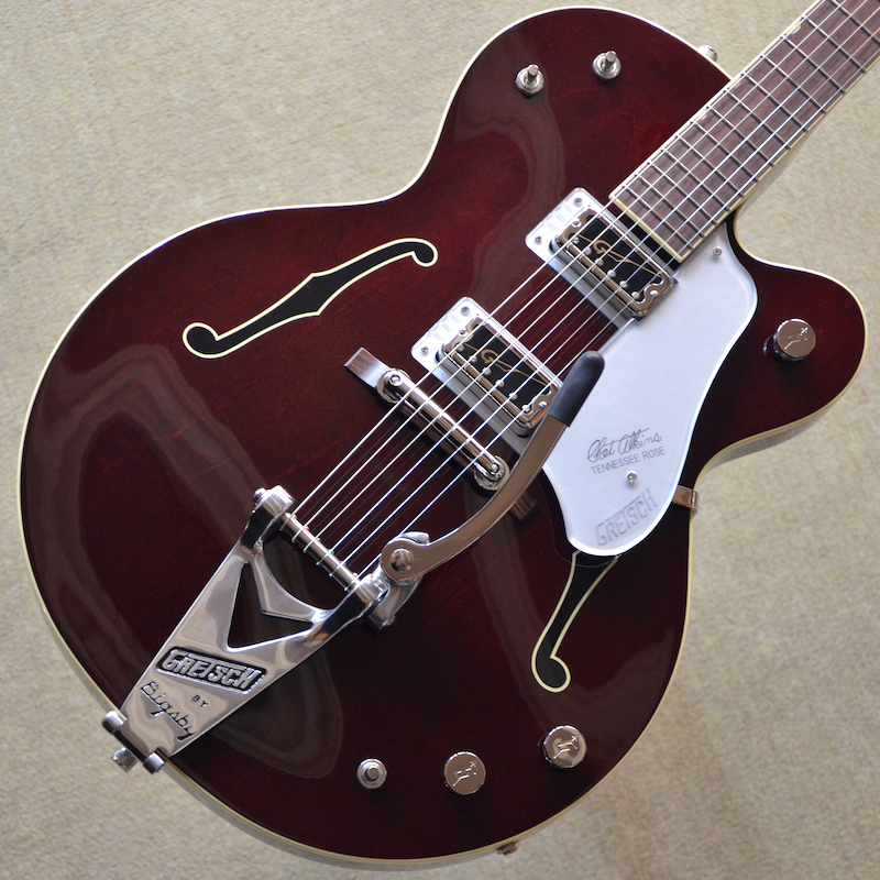 【新品】Gretsch G6119T-62 VS Vintage Select Edition '62 Tennessee Rose 【次回入荷分予約受付中】【TV Jones ピックアップ】【送料無料】【池袋店】