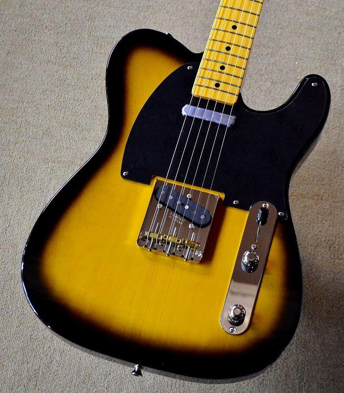 〔新品〕 Fender Made in Japan MIJ Traditional 50s Telecaster 2CS 【池袋店在庫品】