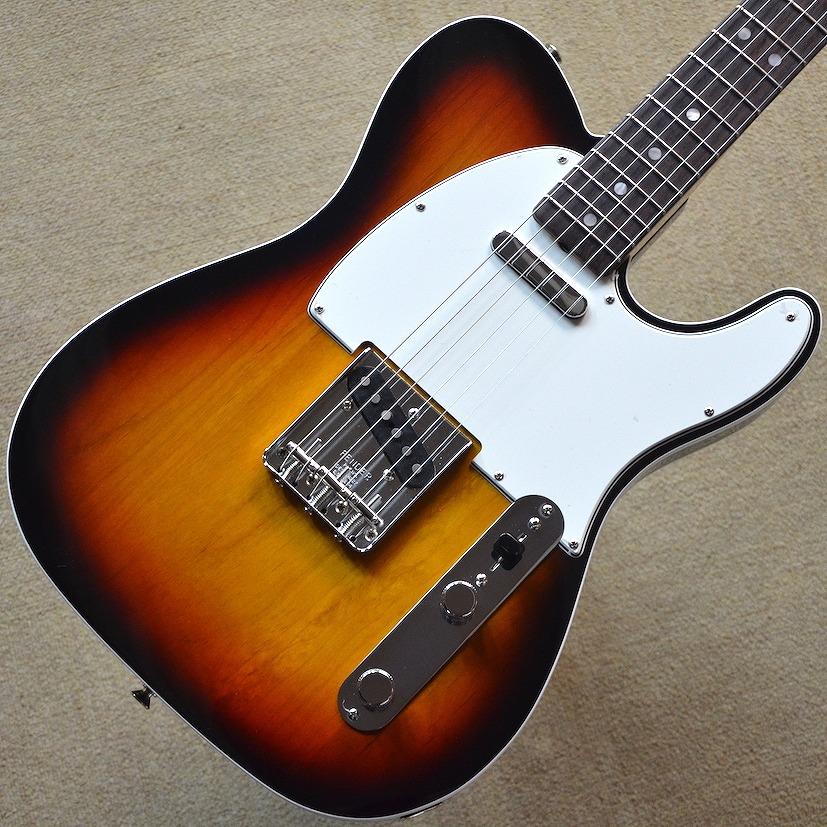 【新品】Fender American Original '60s Telecaster ~3-Color Sunburst~ 【次回入荷分予約受付中】【送料無料】【池袋店】