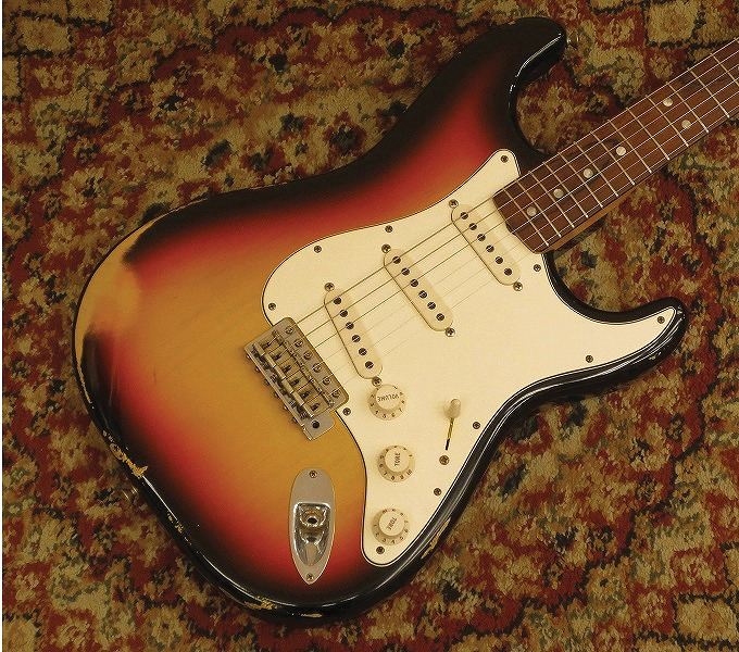 【USED】Fender Custom Shop 1965 Stratocaster Relic '04【送料無料】〔フェンダー〕【used_エレキギター】【池袋店在庫品】
