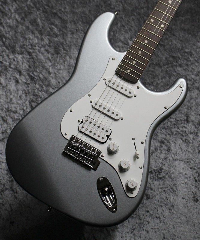 〔新品〕 Squier by Fender Affinity Series Stratocaster HSS Slick Silver 【池袋店在庫品】