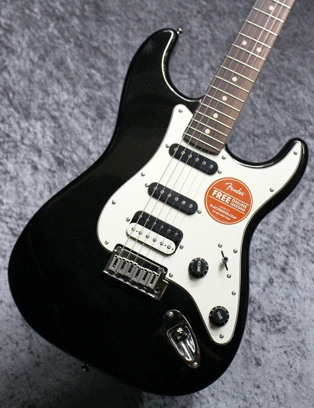 〔新品〕 by Squier by Contemporary Fender Contemporary HSS Stratocaster HSS Black Metallic【池袋店在庫品】, 光工房:4ab15b95 --- sunward.msk.ru