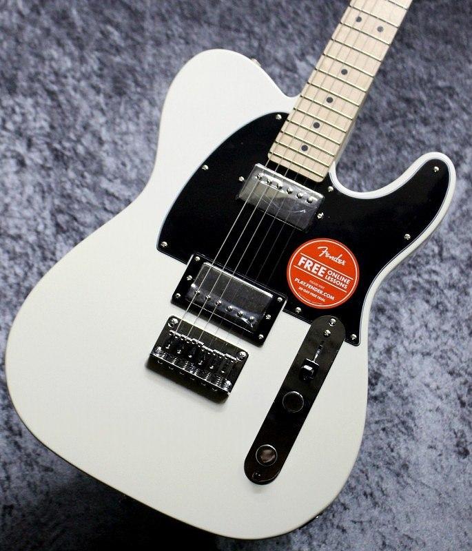 〔新品〕 Squier by Fender Contemporary Telecaster HH Pearl White 【池袋店在庫品】
