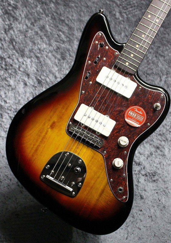 〔新品〕 Squier by Fender Vintage Modified Jazzmaster 3-Color Sunburst 【池袋店在庫品】