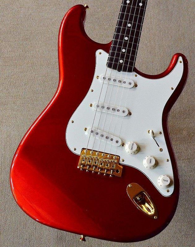 〔新品〕 Fender Made in Japan MIJ Traditional 60s Stratocaster Gold Hardware CAR 【池袋店在庫品】