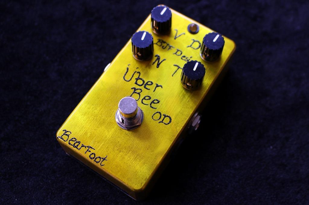 BearFoot Uber Bee OD 【送料無料】【即納可能】【池袋店在庫品】