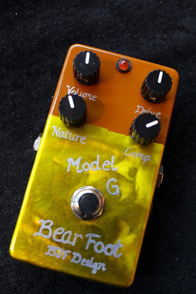 BearFoot Model G OD 【送料無料】【即納可能】【池袋店在庫品】