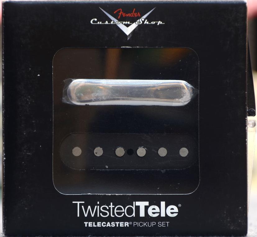 Fender Custom Shop Twisted Tele Telecaster Pickup Set 【正規輸入品】【即納可能】【送料無料】【池袋店在庫品】