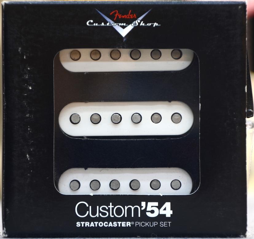 Fender Custom Shop Custom '54 Stratocaster Pickup Set 【正規輸入品】【即納可能】【送料無料】【池袋店在庫品】