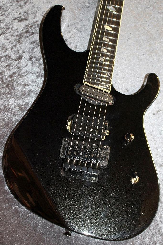 Caparison Horus-M3 MF/EF Spectrum Black #3320028 【ミディアムスケール】【27フレット】【漆黒のエボニーFB】【池袋店在庫品】