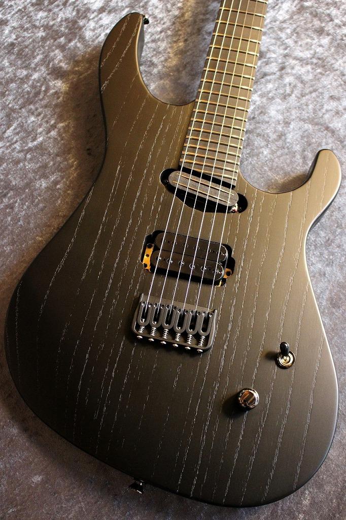 Caparison Horus FX-AM Charcoal Black Matt #3320011 【ミディアムスケール】【27フレット】【漆黒のエボニーFB】【池袋店在庫品】