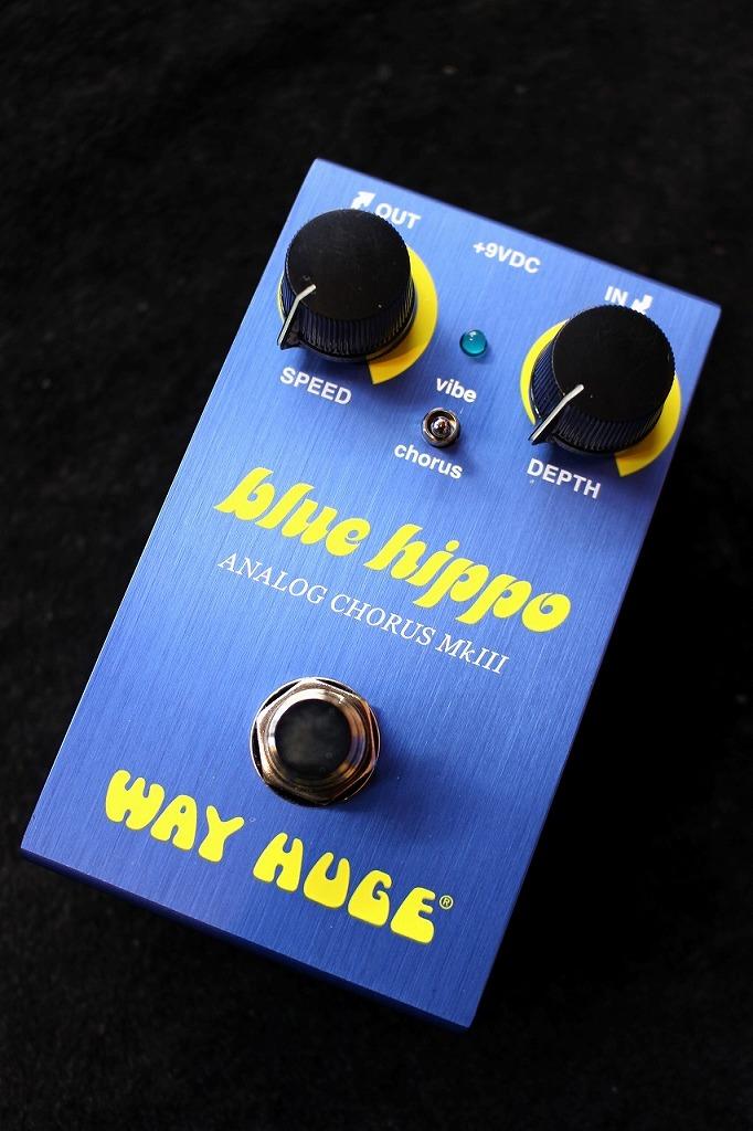 Way Huge WM61 SALLS BLUE HIPPO ANALOG CHOLUS 【即納可能】【送料無料】【アナログコーラス】【池袋店在庫品】
