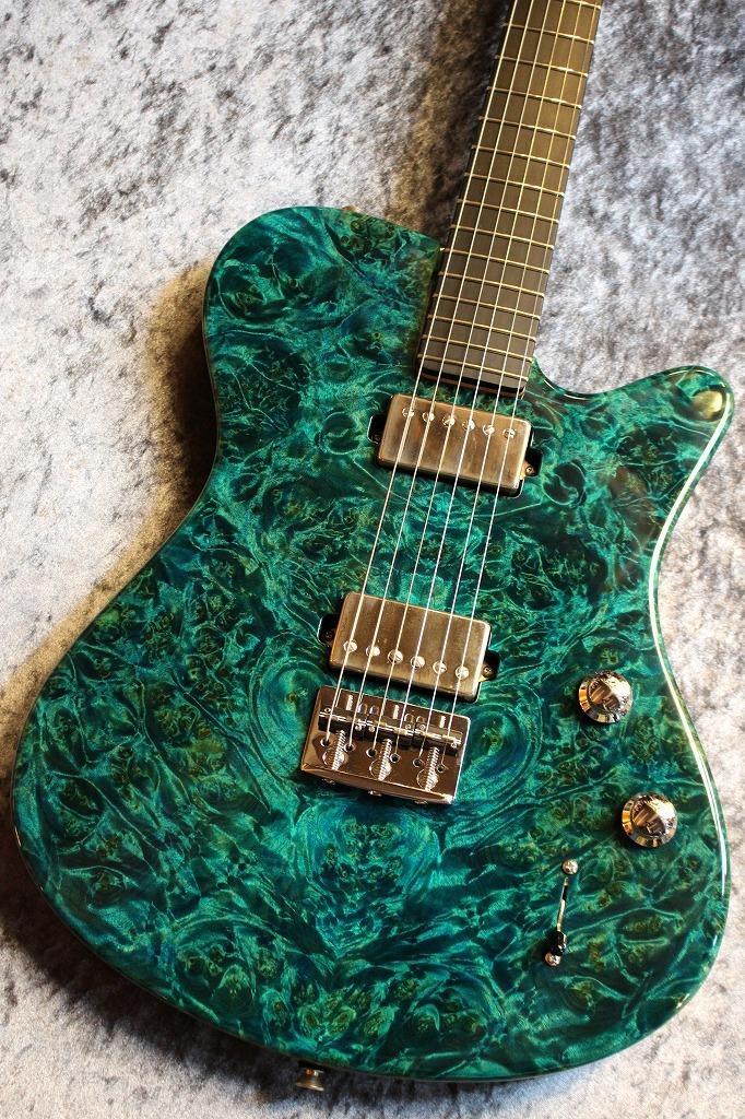 John Page Guitars AJ-Custom #JP105 【激鳴り個体!!】【最高級モデル】【John Page本人製作】【コリーナボディー】【池袋店在庫品】