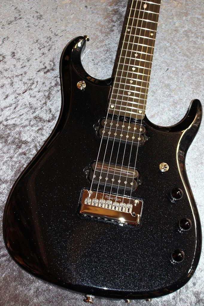 MUSIC MAN JPXI 7 Onyx #F30468 【ジョン・ペトルーシシグネーチャーモデル】【7弦仕様】【池袋店在庫品】