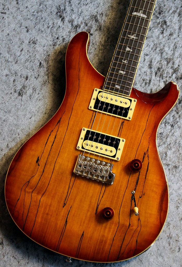 Paul Reed Smith(PRS) SE Custom24 Spolted Maple Vintage Sunburst #S01370 【入門者おススメ】【良杢個体】【レアモデル】【池袋店在庫品】