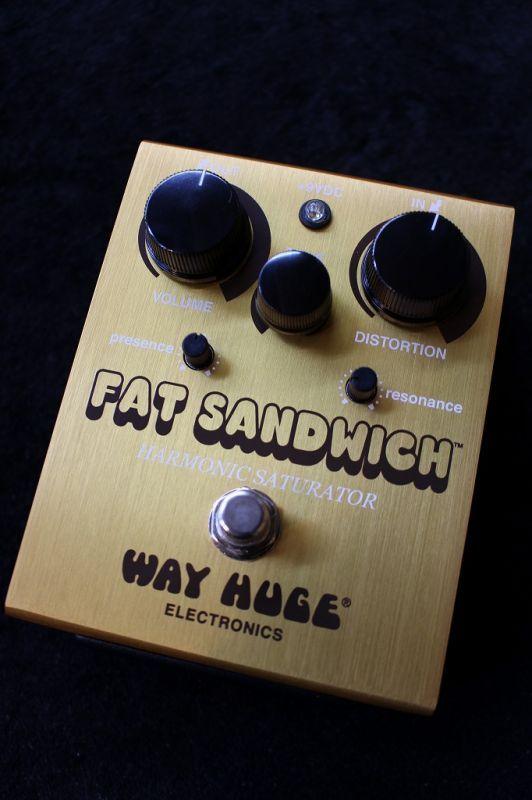 Way Huge WHE301 Fat Sandwich Distortion 【即納可能】【送料無料】【池袋店在庫品】