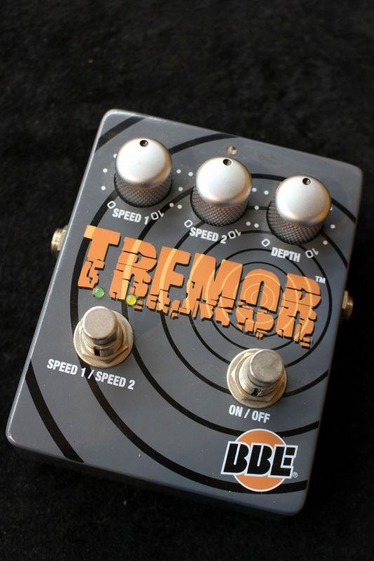 BBE BBE Tremor (Dual Mode Analog Tremoro) 【即納可能】【送料無料】【池袋店在庫品】