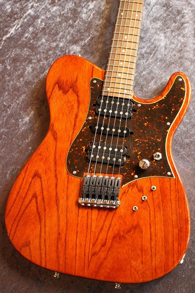 G-Life Guitars Cross Edge Hannes Ash 【アッシュボディー】【HIP SHOT GT-2C搭載】 【中古】【池袋店在庫品】