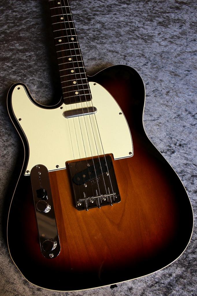 Fender Japan Exclusive Classic 60s Tele Custom 3TS #16018035 【アウトレット大特価!】【レフティー】 【B級特価】【池袋店在庫品】