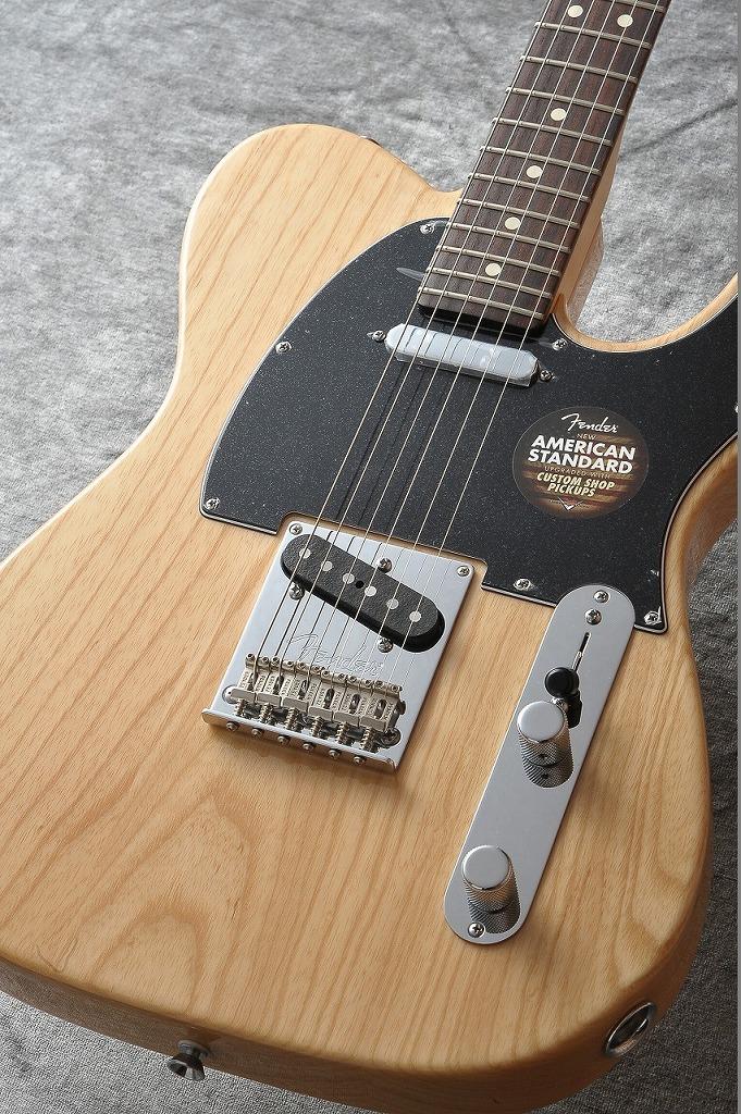 Fender American Standard Telecaster ASH Rosewood/Natural #14057451【定番モデル】【生産完了】 【新品】【池袋店在庫品】