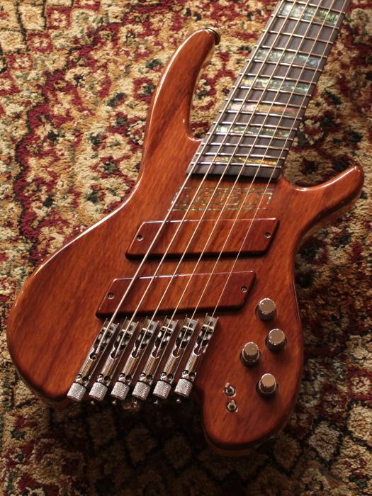 Watson Guitars 6st Headless Bass【激レア】【USED】【池袋店在庫品】
