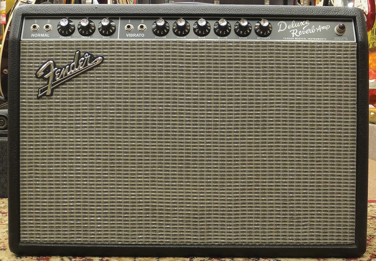 【USED】Fender 65 Deluxe Reverb【池袋店限定 下取査定25%UP!】【池袋店在庫品】