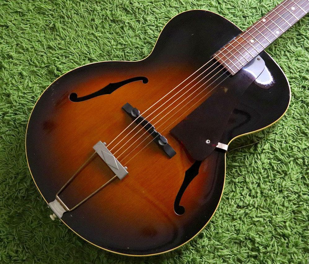【Vintage】Gibson L-48 '57 SB SB【良音個体】【良音個体】【池袋店在庫品 L-48【Vintage】Gibson】, 旨い食材お取り寄せ めしや:5a9250d8 --- sunward.msk.ru