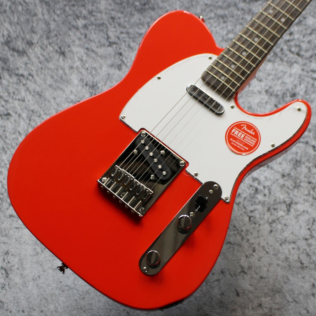 Squier by Fender Affinity Series Telecaster #CS18296611【3.22kg】[送料無料][初心者おすすめ】【池袋店在庫品】