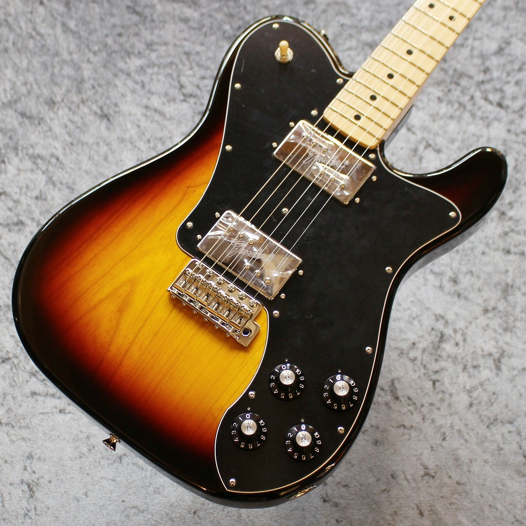 Fender Made in Japan Limited Edition 70s Telecaster Deluxe with Tremolo ~3TS~ #JD20006846【3.65kg】【池袋店在庫品】