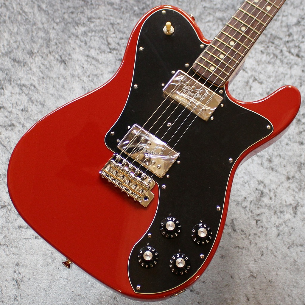 Fender Made in Japan Limited Edition 70s Telecaster Deluxe with Tremolo ~DKR~ #JD20007408【3.87kg】】【池袋店在庫品】
