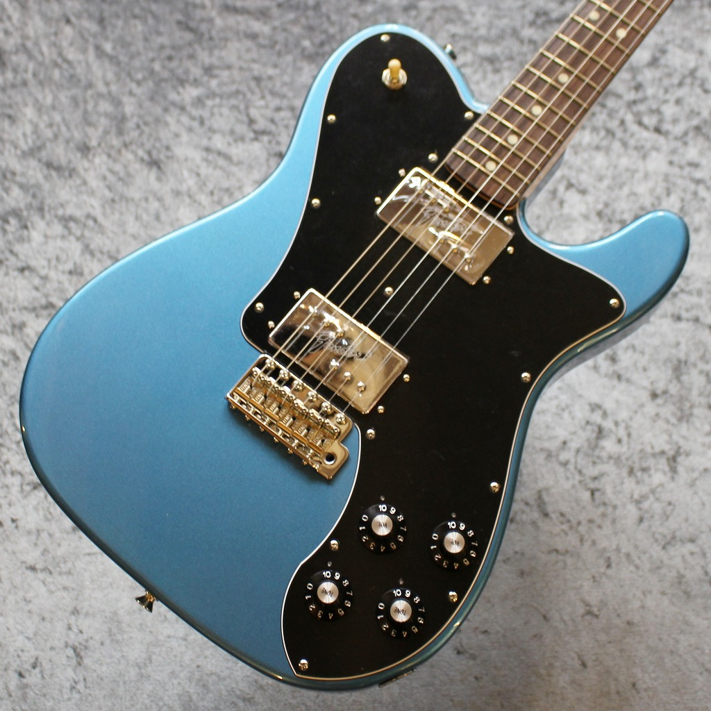 Fender Made in Japan Limited Edition 70s Telecaster Deluxe with Tremolo ~LPB~ #JD20006929【3.72kg】【池袋店在庫品】