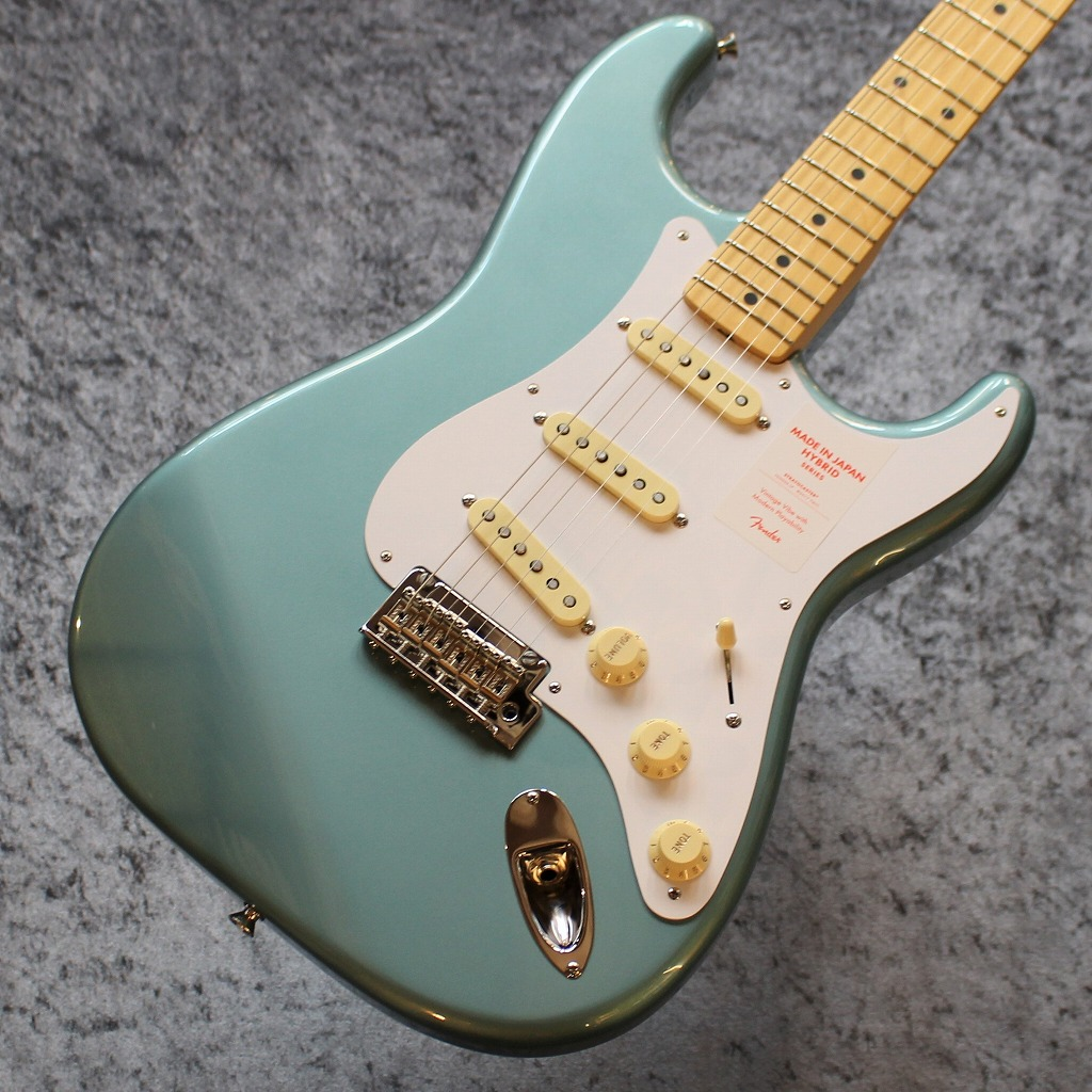 Fender Made In Japan Hybrid 50s Stratocaster OTM #JD20003664 【3.45Kg】【送料無料】【池袋店在庫品】