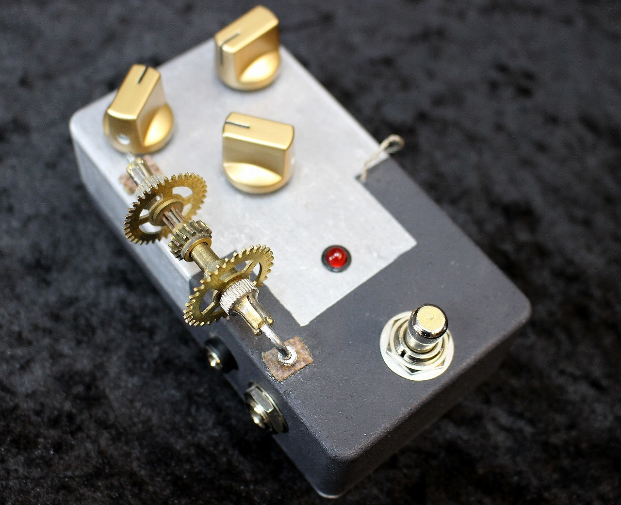 JAM pedals Custom Shop Delay Llama ~ARTWORK GALLERY