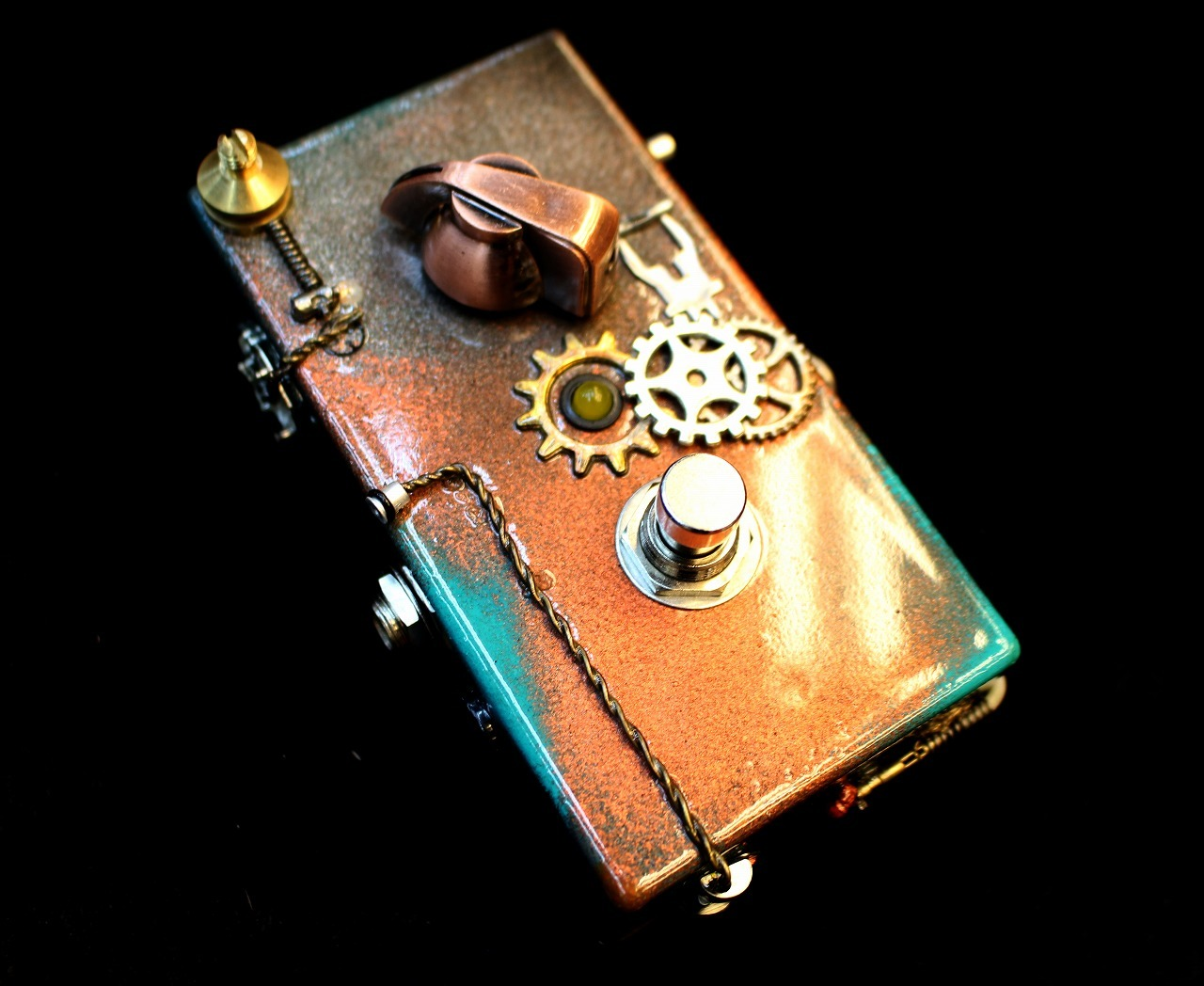 JAM pedals Custom Shop the Ripple ~ARTWORK GALLERY