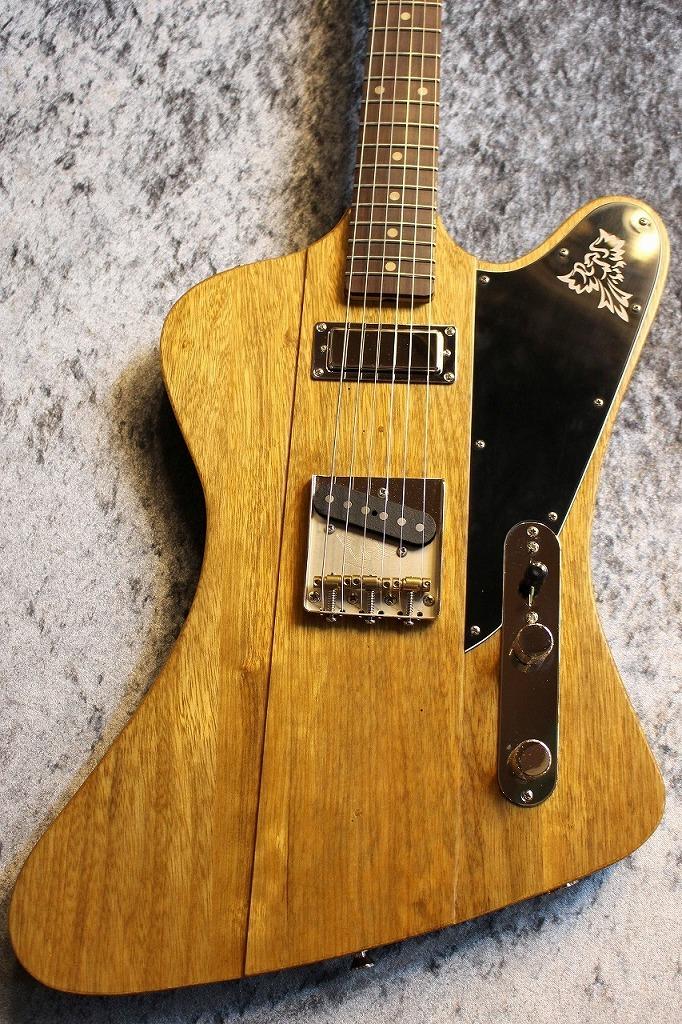 RS Guitarworks TEE Byrd Korina Light Aged #RS1018-14 【極音個体】【ブラックリンバ】【極杢個体】【レアスペック】【池袋店在庫品】