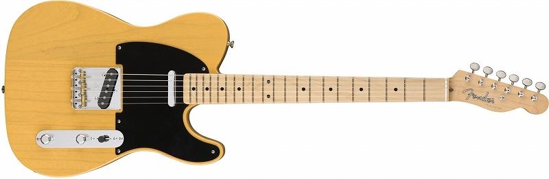 〔新品〕 Fender American Original '50s Telecaster ~Butterscotch Blonde~ 【お取り寄せ商品】【送料無料】【池袋店在庫品】〔フェンダー〕〔テレキャスター〕